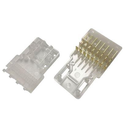 Picture of DYNAMIX 110 Cat5e Assembly Connectors - 4 Pair Plug