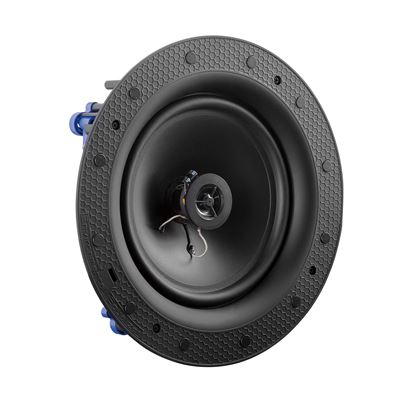Picture of LUMI AUDIO 8' Frameless Ceiling 100V Speaker. 60W RMS, Frequency