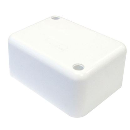 Picture of TRADESAVE Small 32A Junction Box. Moulded in Impact Resistant ABS