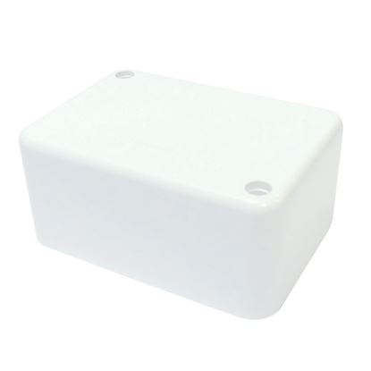 Picture of TRADESAVE Large 32A Junction Box. Moulded in Impact Resistant ABS