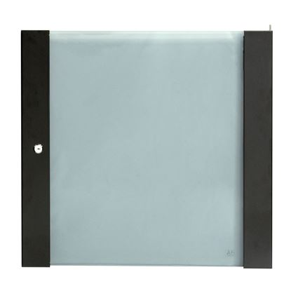 Picture of DYNAMIX 9RU Glass Front Door for RSFDS / RWM / RDME / RSFDL Series