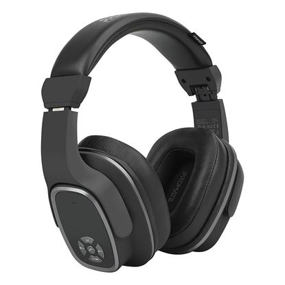 Picture of PROMATE 2-in-1 HD Bluetooth Headphones with 6W Speaker