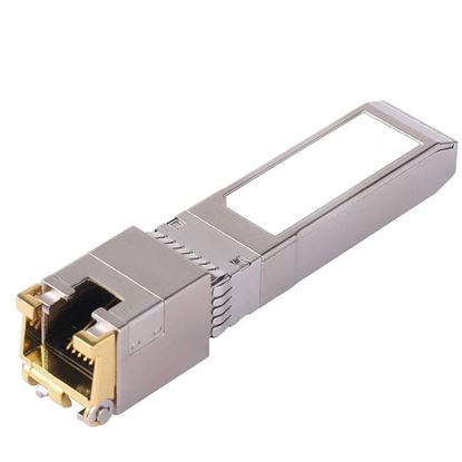 Picture of SMARTOPTICS 10G SFP+ RJ45 Copper Bi-Directional Transceiver Module.