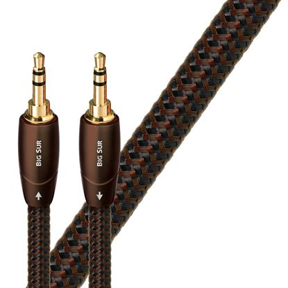 Picture of AUDIOQUEST Big Sur 3M 3.5mm M- 3.5mm M. Solid perf surface Copper