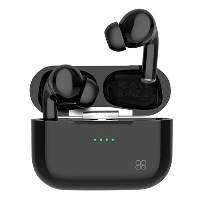Picture of PROMATE Sleek Bluetooth V5.0 Earphones with 240mAh Charging Case