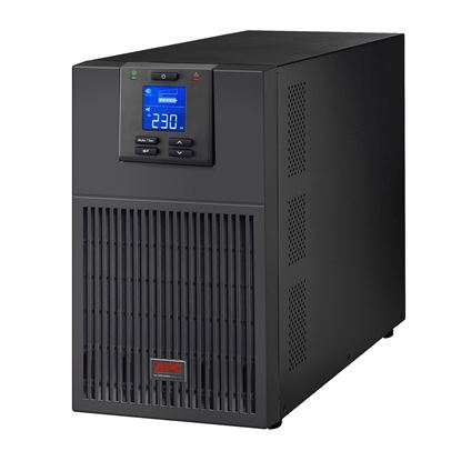 Picture of APC Easy UPS On-Line 3kVA (2400W) Tower. 230V Input/Output. 6x IEC