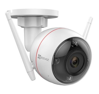 Picture of EZVIZ C3W Outdoor WiFi Smart Home Camera with Colour Night Vision.