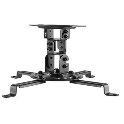Picture of BRATECK Universal Ceiling Projector Mount. Max Load: 13.5Kgs. 360