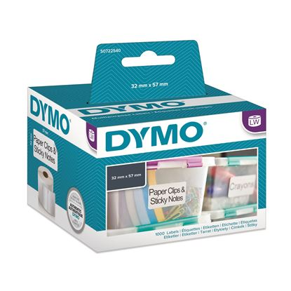Picture of DYMO Genuine LabelWriter Multi Purpose Labels. 1 roll (1000