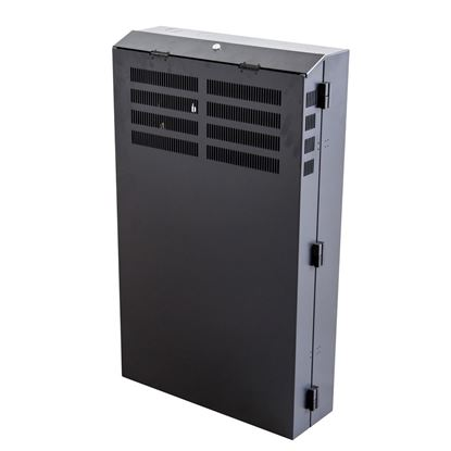 Picture of DYNAMIX 8RU Vertical Wall Mount Cabinet with 2RU Horizontal