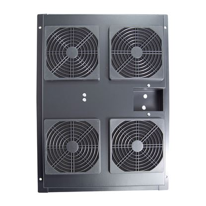 Picture of DYNAMIX Fan Drop in Tray for SR Series Cabinets. 450 x 316 x 52mm