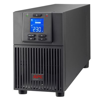 Picture of APC Easy UPS On-Line 2000VA (1600W) Tower. 230V Input/Output. 4x IEC