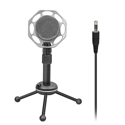Picture of PROMATE Professional Desktop Condenser Microphone with Built-In