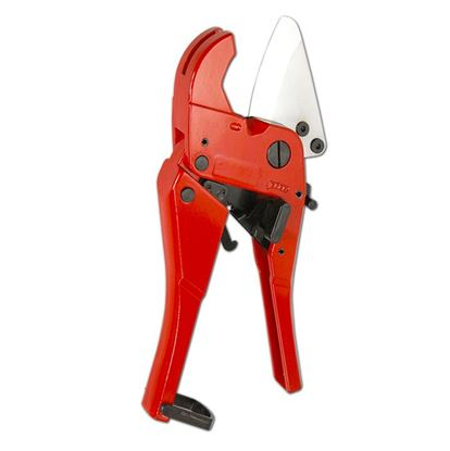 Picture of GOLDTOOL 42mm PVC Pipe Cutter. Cuts Pipes Made of Synthetic Resins