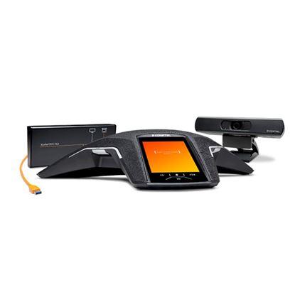 Picture of KONFTEL C20800 Premium Conference Phone Bundle. Includes Cam20 4K UHD