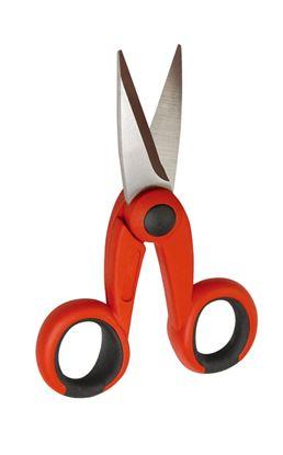 "Picture of GOLDTOOL 5.5"" Scissors Designed for Fiber Optic Cables."