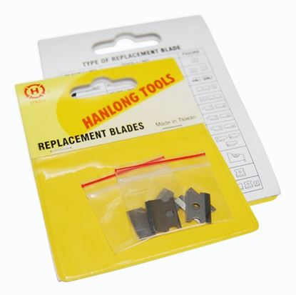 Picture of HANLONG Replacement Tool Blades for Models CT-P020, CT-6CBT6