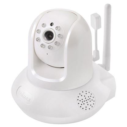 Picture of EDIMAX Smart HD Wi-Fi Motorized Pan/Tilt Network Camera.