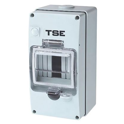 Picture of TRADESAVE Circuit Breaker Cover Only 4 Pole, IP66, Stainless