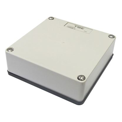 Picture of TRADESAVE Mounting Base Lid 1 Gang, IP66, Stainless Steel