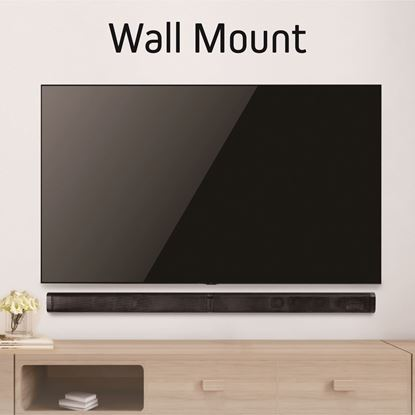 Picture of LUMI AUDIO 30W Soundbar 2.0 Channel Separate into two speakers or
