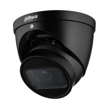 Picture of DAHUA 4MP WDR IR BLACK Starlight Turret Network Camera.2.7-13.5mm