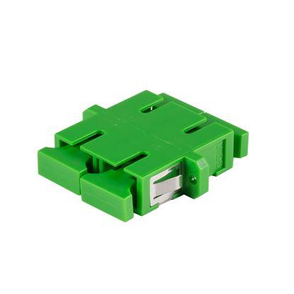 Picture of DYNAMIX Fibre SC-APC to SC-APC Duplex, Single-mode Joiner,