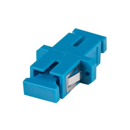 Picture of DYNAMIX Fibre SC to SC Simplex, Single-mode Joiner, Ceramic sleeve,