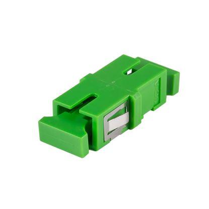 Picture of DYNAMIX Flangeless Fibre SC APC/SC APC Simplex Single-mode