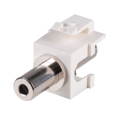 Picture of Dynamix Stereo 3.5mm Keystone Adapter