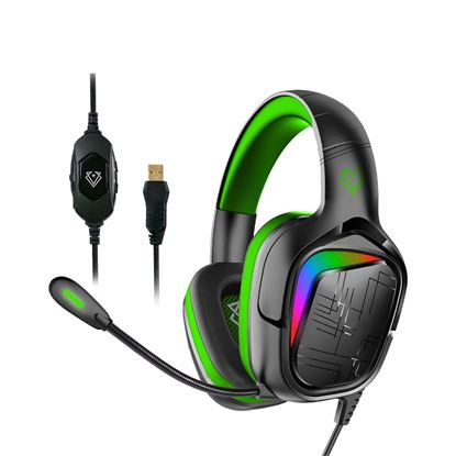 Picture of VERTUX Gaming Headset with 7.1 Surround Sound and High Definition