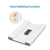 Picture of UNITEK 36W 4 Port USB Smart Charging Station. Max power output