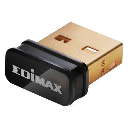 Picture of EDIMAX 802.11n 150mb Nano USB 64/128-bit WEP, WPA, WPA2