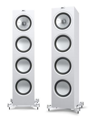 Picture of KEF Floorstanding Speaker.