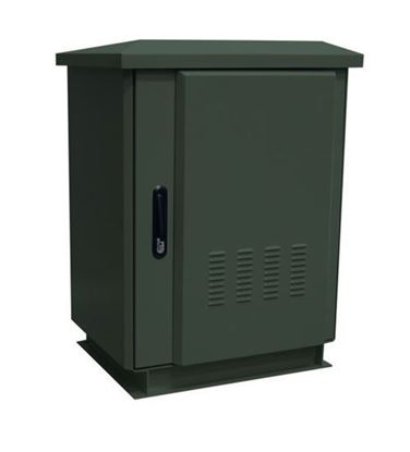 Picture of 27RU Outdoor Freestanding Cabinet.