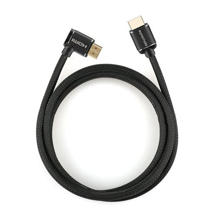 Picture of PROMATE 1.5M 4K HDMI Right Angle