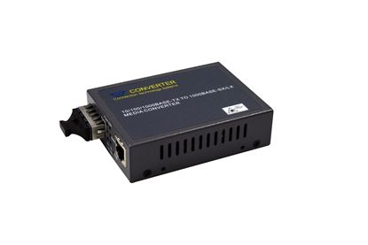 Picture of CTS Gigabit Managed Media Converter 10/100/1000Base-TX RJ45 to
