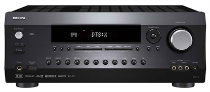 Picture of INTEGRA 7.2 Channel THX AV Receiver
