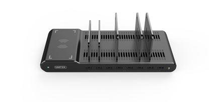 Picture of UNITEK 96W 8-Port USB Smart