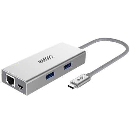 Picture of UNITEK USB3.0 USB-C Aluminium